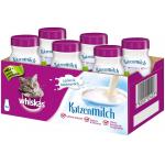 24x Whiskas Katzenmilch (200ml) um 12,38 € statt 21,96 €