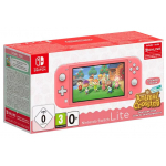 Nintendo Switch Lite – Animal Crossing: New Horizons Bundle um 189 €