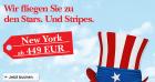 wieder verfügbar: Direktflug Wien – New York – Wien um 446€ @Austrian.com