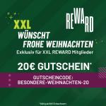 XXL Sports – 20 € Rabatt ab 80 € Bestellwert (bis 24.12.)