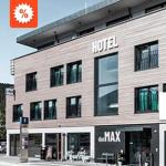 Lifestylehotel dasMax – 2 Nächte mit Frühstück um 99 € statt 190 €