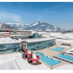 Tauern Spa Kaprun – 2 Nächte mit Halbpension um 264 € statt 360 €