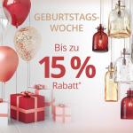Lampenwelt Winter Sale mit bis zu 60% + 12 % Rabatt ab 150 € (inkl. Sale)
