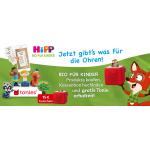 HiPP BIO FÜR KINDER Produkte im Wert von 50€ kaufen – GRATIS Tonie oder 15 € Rabatt auf Toniebox erhalten (bis 30. Juni)