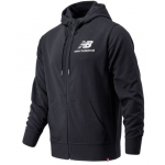New Balance Essentials Stacked Full Zip Hoodie um 39,95 € statt 55 €