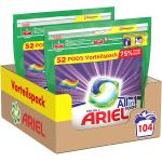 """312x Ariel """"All-in-1"""" Pods Color Waschmittel um 44,50 € statt 75,73 €"""