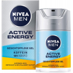 Nivea Men Active Energy Gesichtspflege Gel (50ml) um 3,29€ statt 11,49€