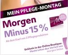-15% beim Kauf von 2 Pflegeprodukten @ Marionnaud (Onlineshop)