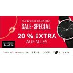 CHRIST Sale Special – 20% Extra-Rabatt auf ALLE Sale-Artikel
