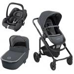 Maxi-Cosi Kinderwagenset (inkl. Babywanne & Babyschale) um 639,20 €