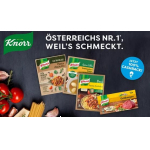 GRATIS Knorr Produkt durch Marktguru-App (bis 2,50 € sparen)