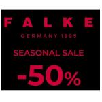 Falke Sale – 50% Rabatt auf 1.114 Artikel + 10% Extra-Rabatt