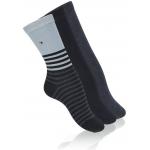 Tommy Hilfiger Damen Socken, 3 Paar (Gr. 35-38) um 5,91 €