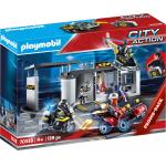 playmobil City Action 70338 – Große Mitnehm-SEK-Zentrale um 30,25 €