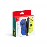 Nintendo Joy-Con 2er-Set, blau/neon-gelb um 61,33 € statt 70,99 €