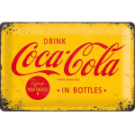 Nostalgic-Art Coca Cola Blechschild (20x30cm) um 6,04€ statt 10,57€