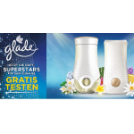 glade Produkte GRATIS testen (bis zu 7,18 € sparen)