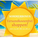 Weekend.at Gutschein Shop – gratis Versand (4,90 € sparen)