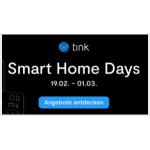 tink Smart Home Days – bis zu 50% Rabatt auf viele Artikel!