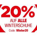 Reno Onlineshop – 20% Rabatt auf Winterschuhe (inkl. Sale)