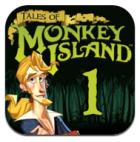 Monkey Island Tales Teil 1 (auch HD) für iPhone / iPod / iPad kostenlos bei iTunes