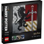 LEGO Art – Harry Potter Hogwarts Wappen oder Star Wars™: Die Sith inkl. Versand um 81,59 € (neuer Bestpreis)