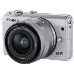 Canon EOS M100 + EF-M 15-45mm IS STM Objektiv um 242,10 €