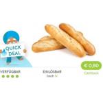 0,80€ Cashback auf ein Baguette (Marktguru App)