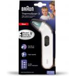 Braun ThermoScan 3 Infrarot Ohrthermometer um 19,06 € statt 26,60 €
