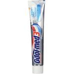 5x Odol-med3 Extra White Zahnpasta, 75ml um 2,52 € statt 7,75 €