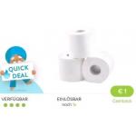 1€ Cashback auf Toilettenpapier (Marktguru App)