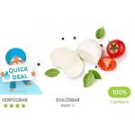 Mozzarella GRATIS kaufen mit Marktguru App (max. 1,50 €)