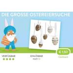 1,50 € Cashback auf Deko-Ostereier (Marktguru App)