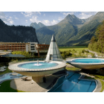 Aqua Dome Tirol – 3 Nächte mit Halbpension um 374 € statt 601 €