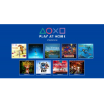 Sony PlayStation Play at Home – GRATIS Games für PS4 & PS5
