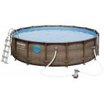 Bestway Framepool Swim Vista Set Ø 488 x 122 cm (56725) um 483 €