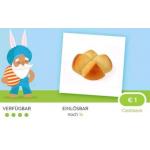 1 € Cashback auf Osterpinze (Marktguru App)