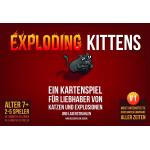 Exploding Kittens Karten- & Partyspiel um 10,96 € – neuer Bestpreis