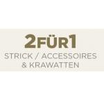 Eterna – 2für1 auf Strick, Accessoires & Krawatten (nur Sale-Artikel)