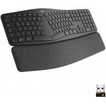Logitech ERGO K860 kabellose ergonomische Tastatur um 74,62 €