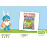 100% Cashback auf essbares Ostergras (Marktguru App)