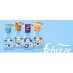 Febreze Textilerfrischer GRATIS testen (bis 30. September 2021)