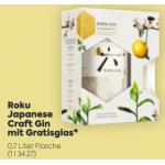 Roku Japanese Craft Gin Set um 15,99 € statt 26,53 € mit Jö Karte