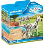 playmobil Family Fun – 2 Zebras mit Baby um 8,47€ statt 13€ (Bestpreis)