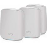 Netgear Orbi WiFi 6 Mesh WLAN Systeme in Aktion