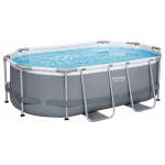 Bestway Power Steel Frame Pool 427x250x100cm um 249 € statt 345,98 €