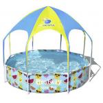 Bestway Kinderschwimmbecken mit Sonnenschutz um 57 € statt 85,95 €