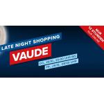 Hervis Late Night Shopping – 20% Rabatt auf Fitnessgeräte