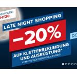 Hervis Late Night Shopping – z.B. 20% Extra-Rabatt auf Räder