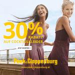 Peek&Cloppenburg – 30% Rabatt auf ausgewählte Kleider (gratis Versand)